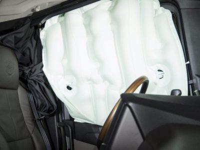 """Apdovanotas projektuotojas, kurio dėka """"Scania"""" vilkikuose atsirado šoninės oro pagalvės"""