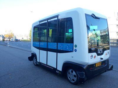 Fahrerlose Busse.  Dänemark hat grünes Licht