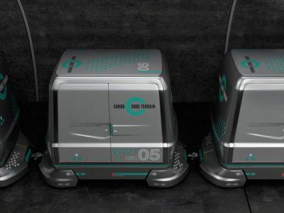 Вместо грузовиков, тележки в тоннелях – Швейцария хочет перенести перевозки под землю