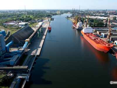 Polish ports set a new trans-shipment record in 2018
