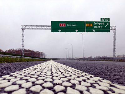 Nowy odcinek drogi ekspresowej S5. Przybyło kilometrów na Dolnym Śląsku