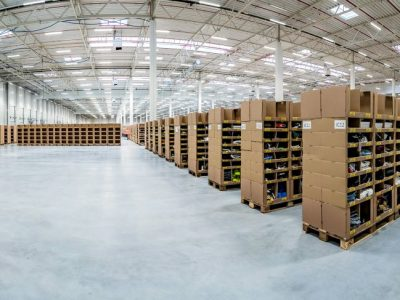 Nowe centra logistyczne. Piomar otworzył magazyn przy A4, a LPP w Strykowie