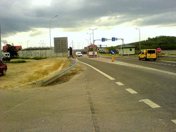 Od poniedziałku utrudnienia na przejściu granicznym w Hrebennem