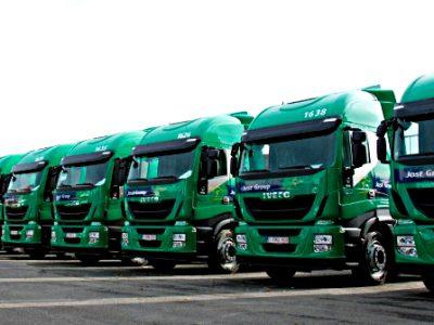Ciężarówki na gaz. Jost Group złożył rekordowe zamówienie
