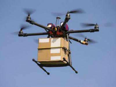 Dronele potînlocui camioanele și curierii? Noi credem că nu.