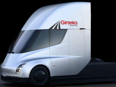 Pierwsza w Europie firma, która zamówiła Semi. Nie uwierzycie, gdzie trafi nowa ciężarówka Tesli