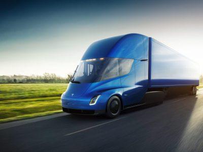 Tesla fordert freie Fahrt für E-LKW in Deutschland
