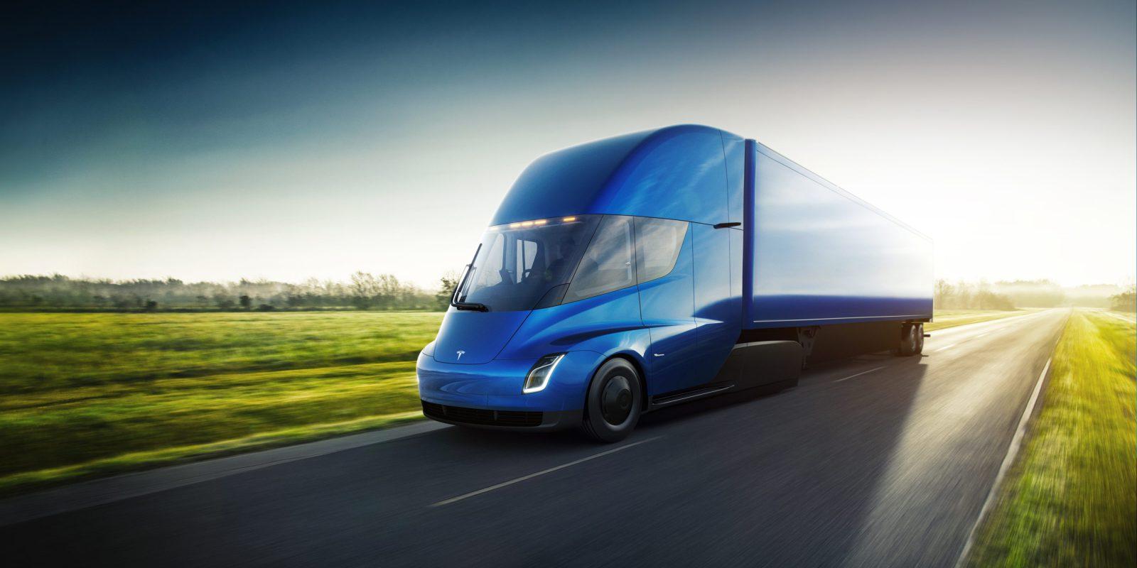 Bíznak a Tesla Semiben – a DHL 10 járművet rendelt