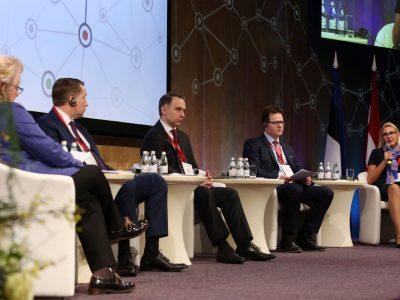 Šiandien Vilniuje susitinka Baltijos šalių transporto ministrai