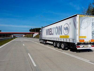 Telematics in semi-trailers – the market is developing at a quick pace