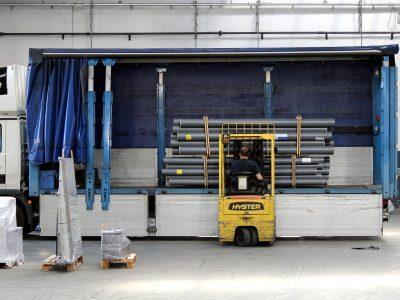 Mocowanie ładunków – nowe przepisy czekają na podpis ministra