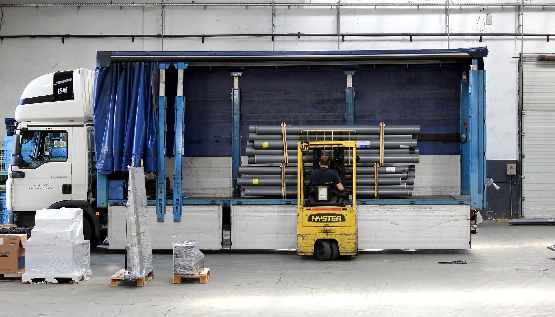 In Spanien werden bald neue Vorschriften zur Ladungssicherung eingeführt. Jeder zwanzigste LKW wird kontrolliert.