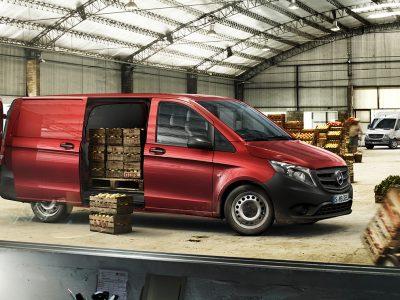 Mercedes ostrzega: w modelu Vito może odpaść koło w trakcie jazdy