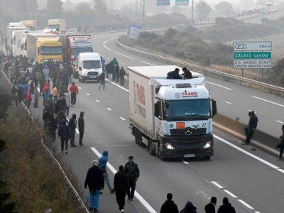 Die 10 meistgelesenen Artikel im Jahr 2018. Platz 8: Flüchtlinge als Trucker? Wird dies das Problem des Fahrermangels lösen?