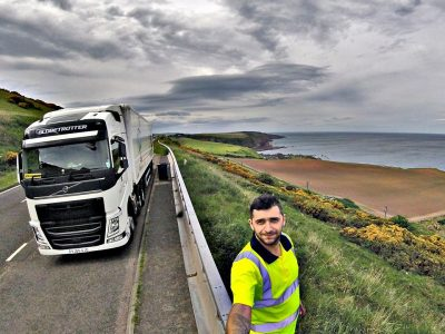 De ce am ales să fiu șofer de camion?