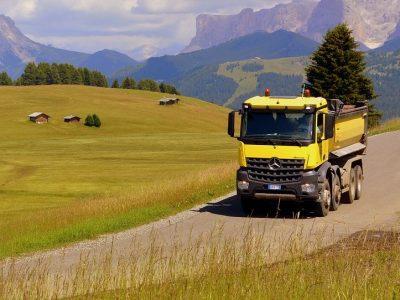 W Rosji nastał czas letnich zakazów ruchu ciężarówek. Potrwa do końca lata