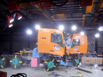 Zéró baleset! A Volvo kihívása – videóval