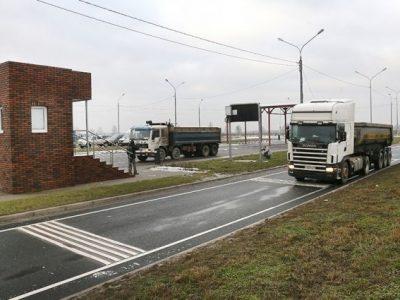 В Калининграде построят девять станций автоматического весогабаритного контроля