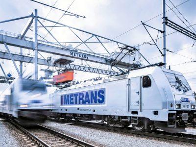 Intermodaler Verkehr: Metrans bestellt 10 neue Züge