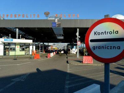 Utrudnienia na przejściu granicznym Bobrowniki – Bierestowica