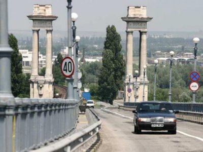 Tarifele în euro pentru podul Giurgiu-Ruse rămân neschimbate