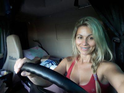 Brazilian naughty truckers