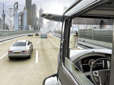 Continental modifiziert seinen digitalen Rückspiegel