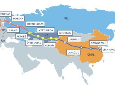 Kazachstane keisis mokesčiai už kelius. Vežėjams tai labai patiks