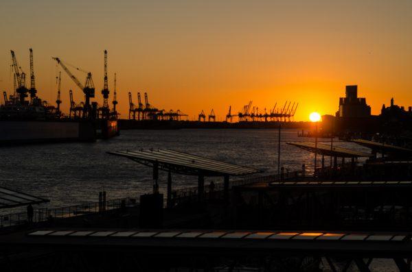 Neues Buchungssystem für Trucker startete in Hamburg