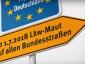 Lkw-Maut: Toll Collect startet mit der neuen Online-Einbuchung