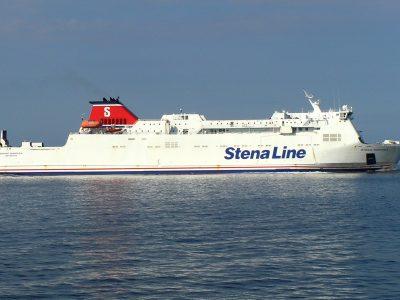 Stena Line zwiększa liczbę promów na Morzu Północnym