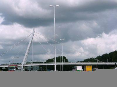 Holenderski most od dziś zamknięty dla ciężarówek