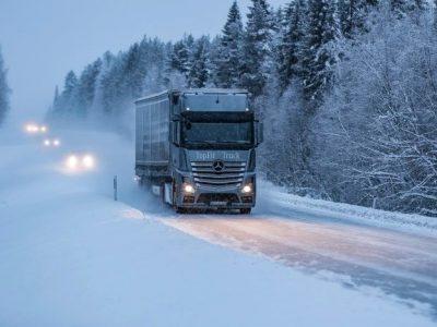 Daimler: deutlich mehr Lkw verkauft als  erwartet