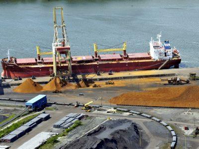 Port w Świnoujściu powiększy teren na postój dla ciężarówek