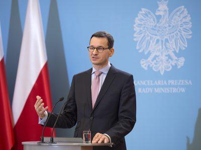 Morawiecki chce rozszerzyć system SENT. Leki refundowane zostaną objęte monitoringiem