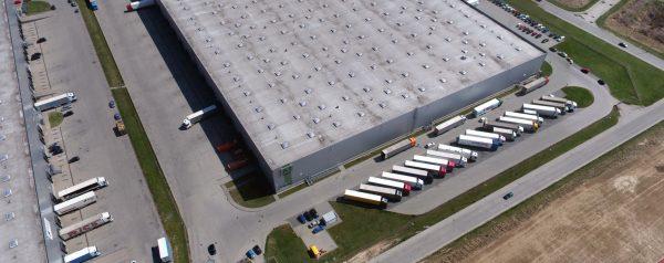 Jysk powiększy magazyn w centrum logistycznym w Piotrkowie