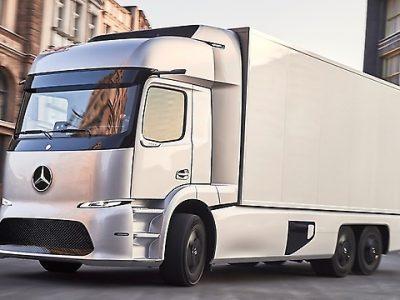 A Mercedes elektromos kamionja mindent tud, amit egy ugyanakkora dieseles. A Daimler szerint.