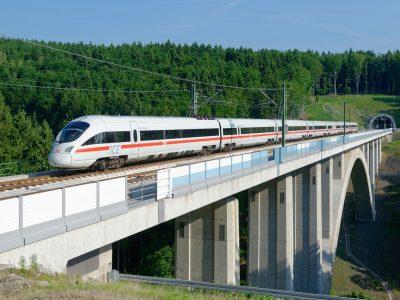 Von München nach Berlin – in weniger als 4 Stunden