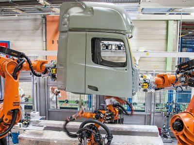 Entschädigungen für die Preisabsprache von LKW-Herstellern. Der erste Prozess ist bereits diese Woche