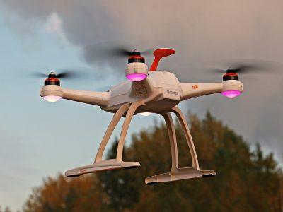 Tonnás fuvarral röppen a drón