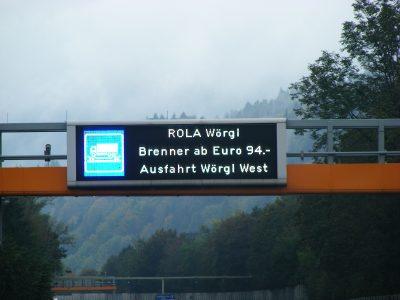 """Streit um Lkw-Blockabfertigungen: """"Brenner-Gipfel"""" soll helfen"""