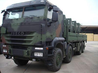 Deutsche Bahn i Bundeswehra chcą gigantycznego odszkodowania od producentów ciężarówek. Chodzi o aferę ze zmową cenową