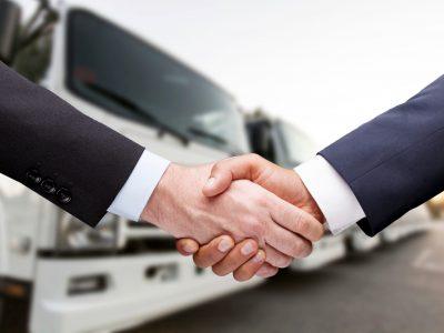 Europejski gigant transportowy o renomowanej marce poszukuje przewoźników do współpracy na nowy rok