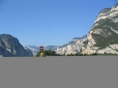 Zakaz jazdy na włoskiej autostradzie del Brennero w kierunku północnym