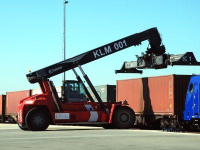 TransInstant: Rekordowy kwartał w przewozach intermodalnych | Impas ws. zezwoleń między Polską a Ukrainą