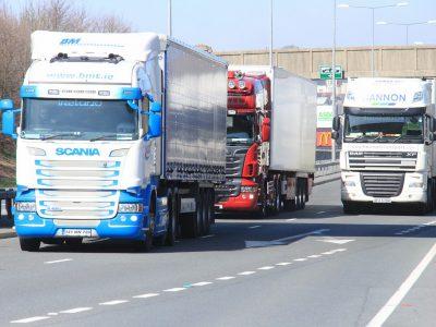 Wie alt sind durchschnittlich europäische Lastwagen?