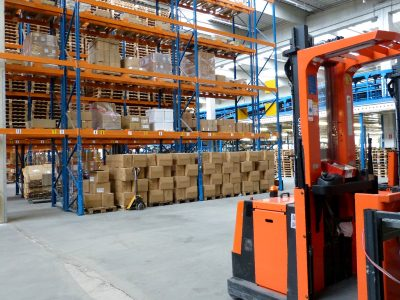 DualFrame – easy help with the transport of pallets