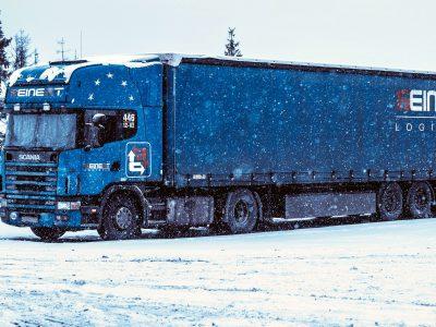 Zanim ruszysz w drogę, sprawdź w których krajach opony zimowe są obowiązkowe dla ciężarówek