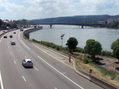 Przejazdy francuskimi autostradami drożeją