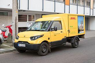 """DHL wstrzymuje produkcję StreetScooterów. """"Szkoda dla Niemiec"""""""
